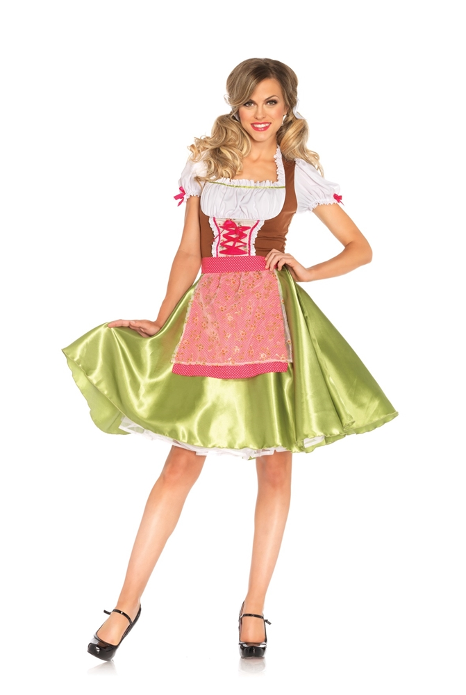 Swiss Darling Greta Adult Womens Costume