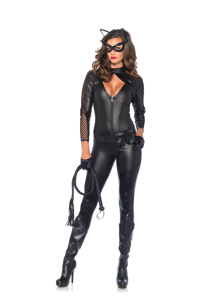 Wicked Kitty Adult Womens Costume