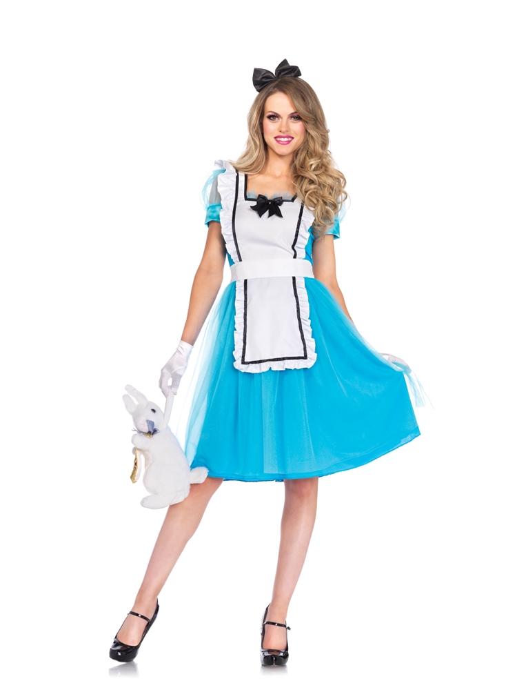 Class (Alice In Wonderland Costume Womens)