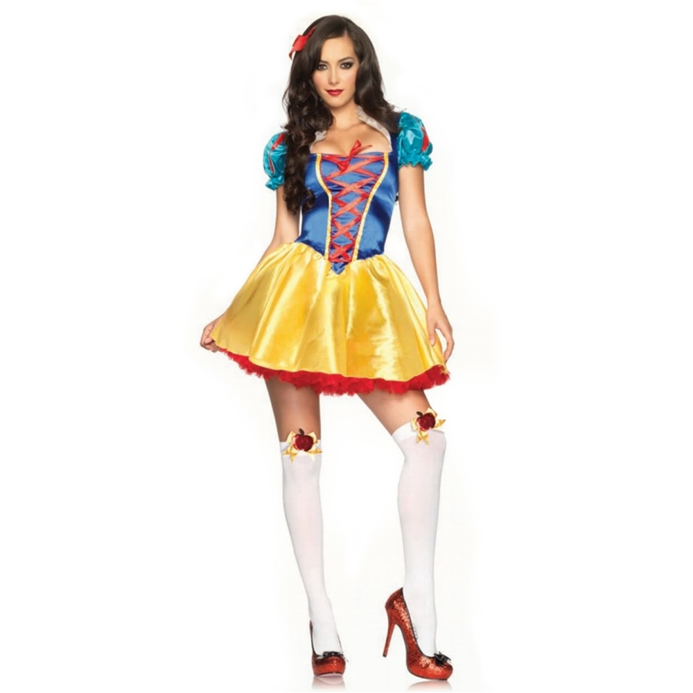 Fairytale Snow White Adult Womens Costume