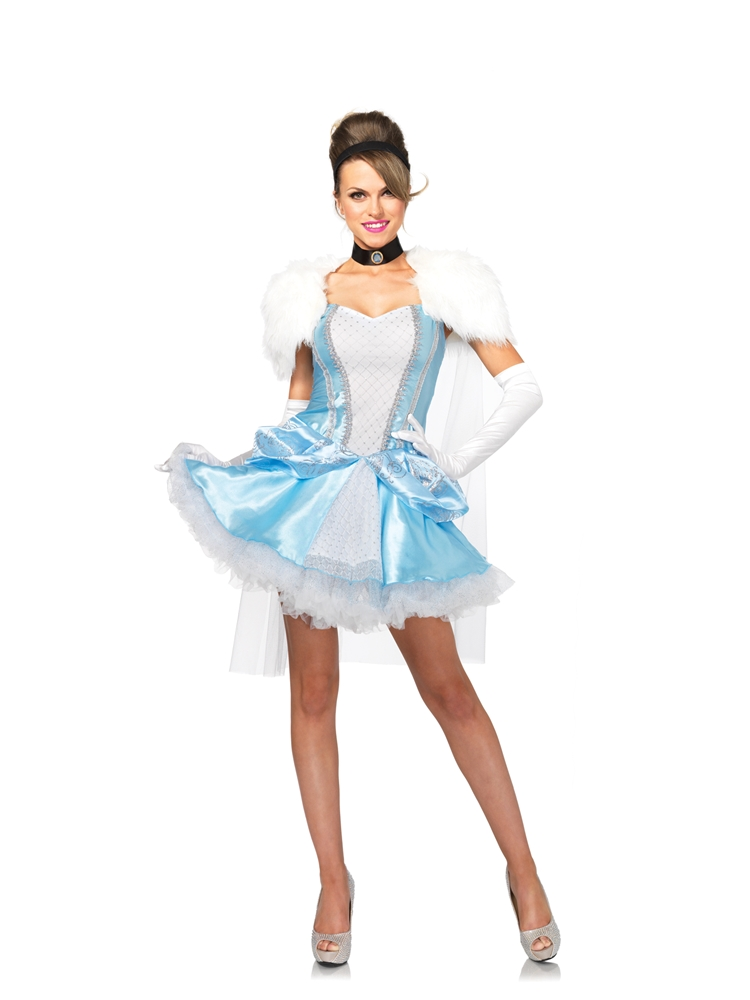 Slipper-less Sweetie Adult Womens Costume