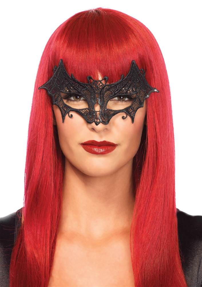 Vampire Bat Venetian Eye Mask (Venetian Eye Mask)