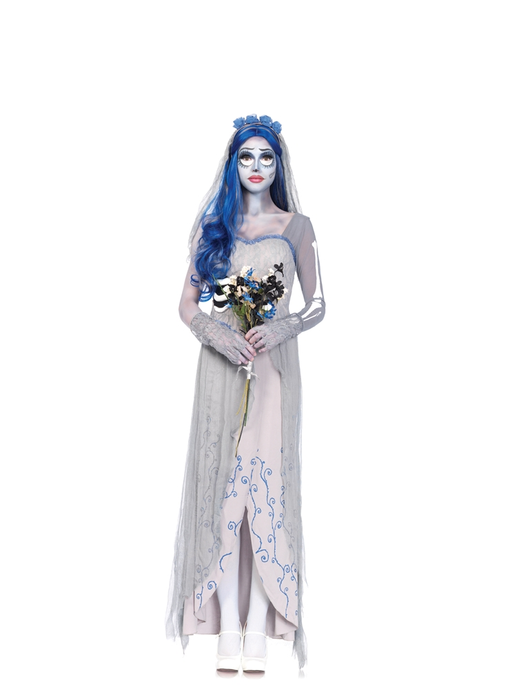 Corpse Bride Adult Womens Costume