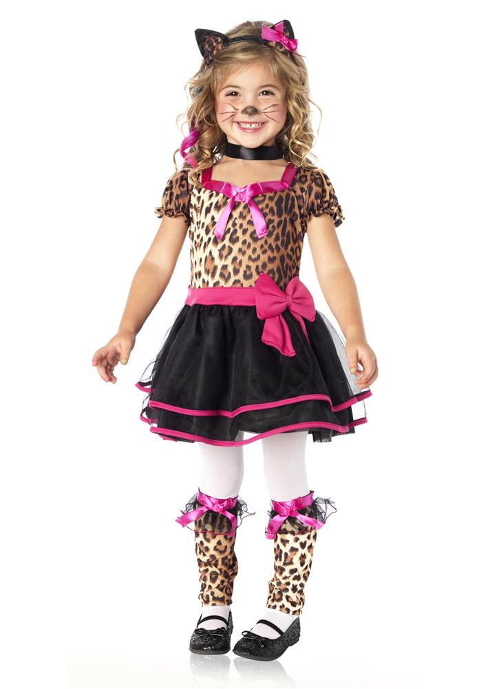Pretty Kitty Toddler Costume by Leg Avenue