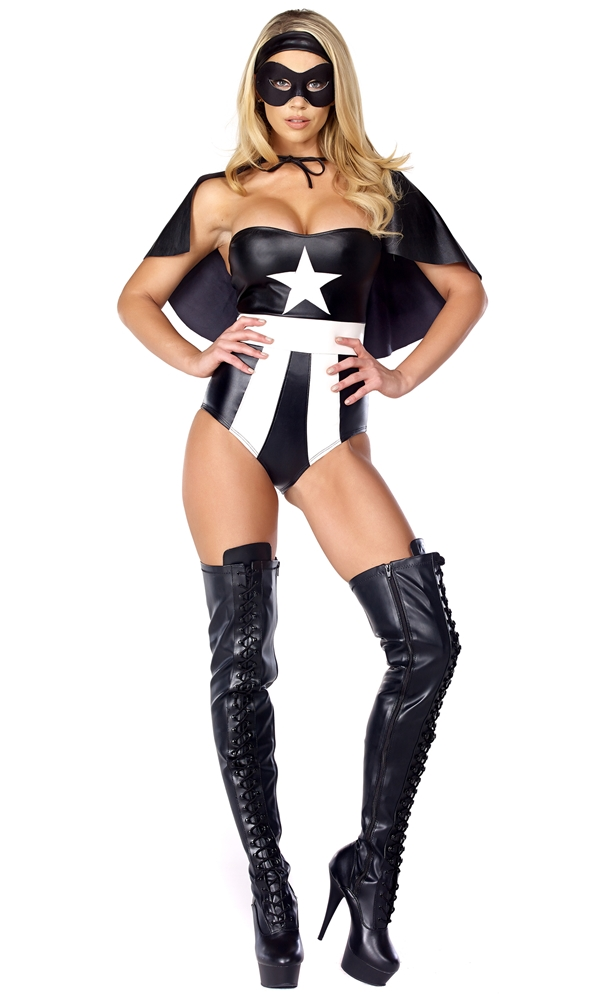 Fascinating Force Hero Adult Womens Costume