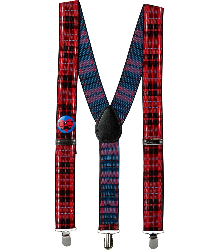 Geek Chic Suspenders