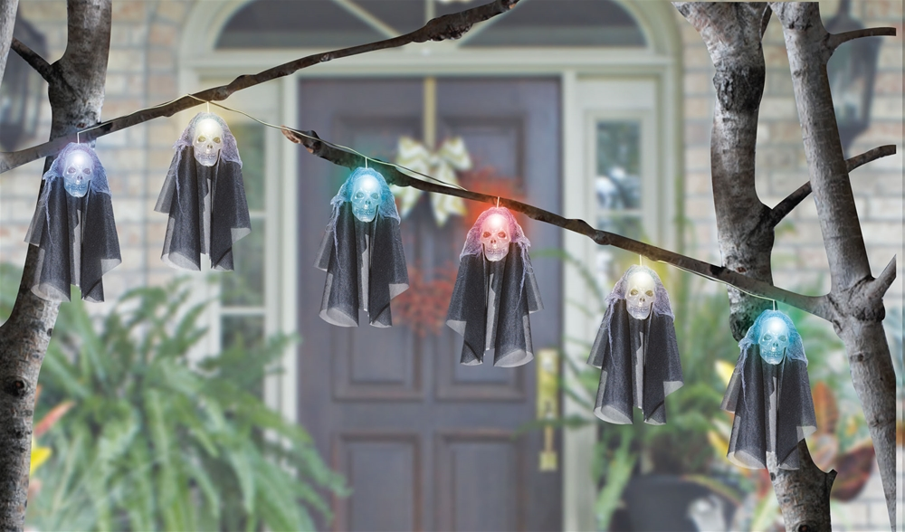 Halloween Color Changing String Lights (More Styles)