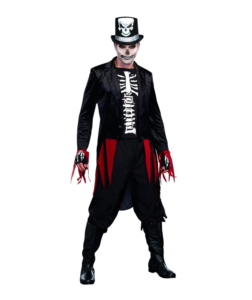 Www Halloween Decorating Ideas: Mr. Bones Skeleton Adult Mens Costume