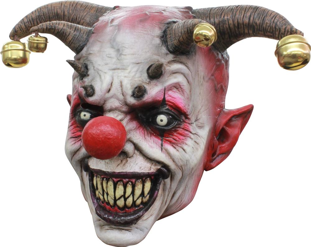 Jingle Jangle Jester Mask