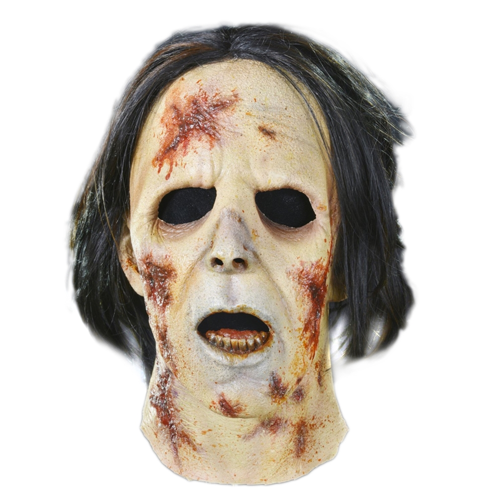 The Walking Dead Business Suit Walker Mask