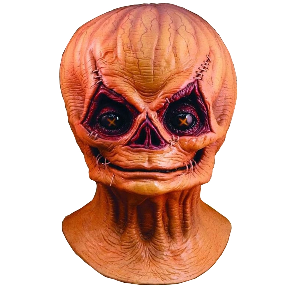 Trick 'r Treat Sam Uncovered Mask
