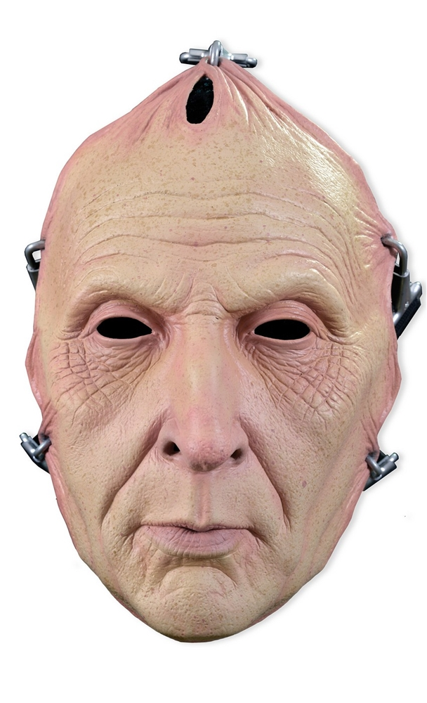 Saw Jigsaw Pulled Flesh Face Mask