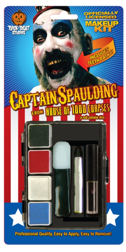House of 1000 Corpses Captain Spaulding Makeup Kit TTGM105