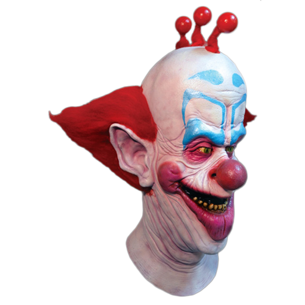 The killer klowns from outer space slim mask 349736 for Killer klowns 2