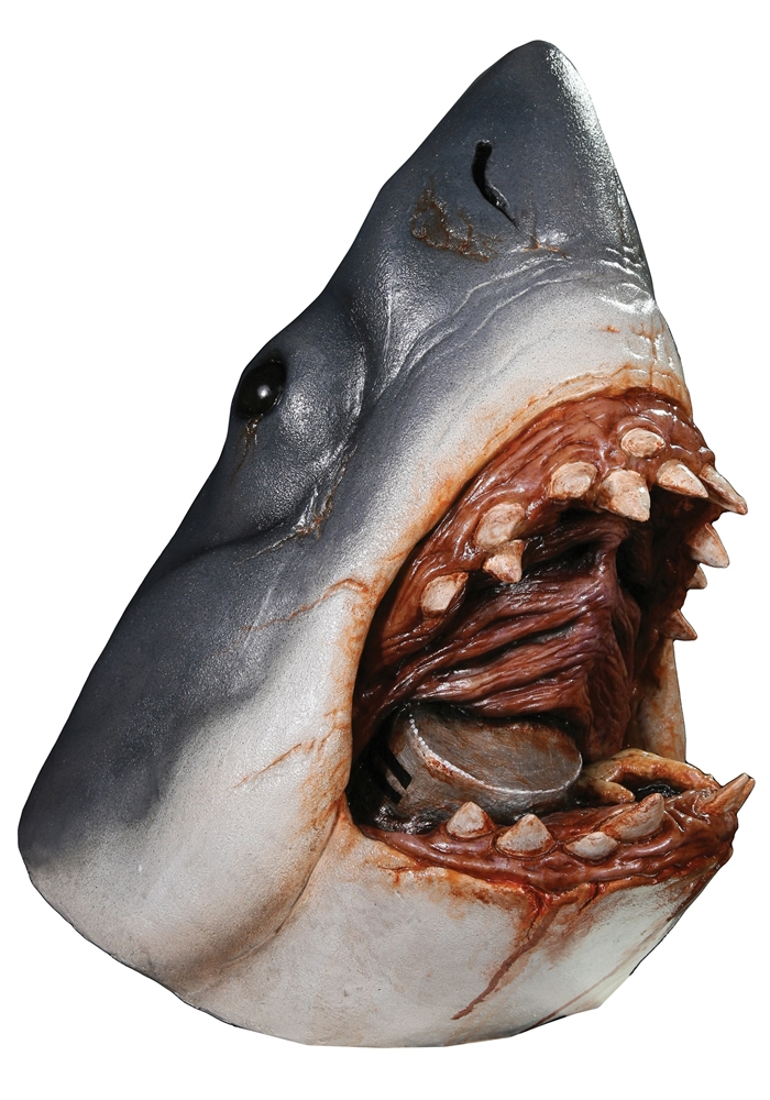 JAWS Bruce the Shark Mask