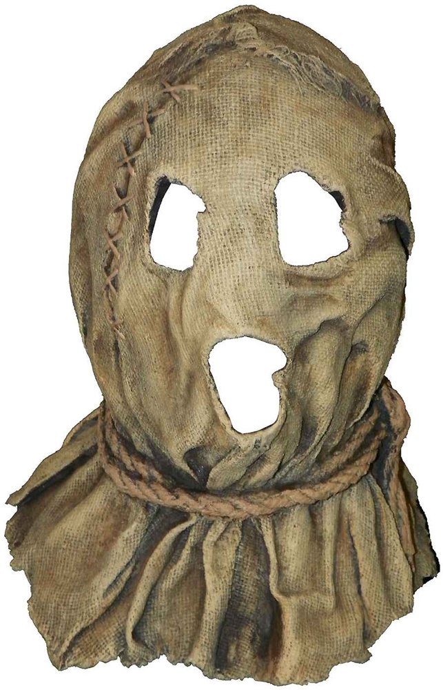 Trick Or Treat Studios Eljd100 Dark Night Of The Scarecrow Cbs Television Scarecrow Halloween Mask ELJD100