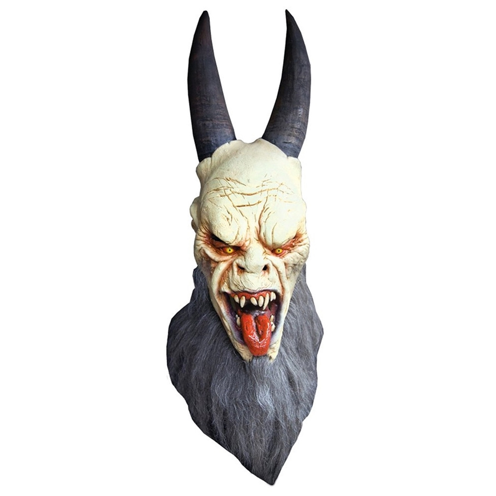 Krampus Demon Mask ()