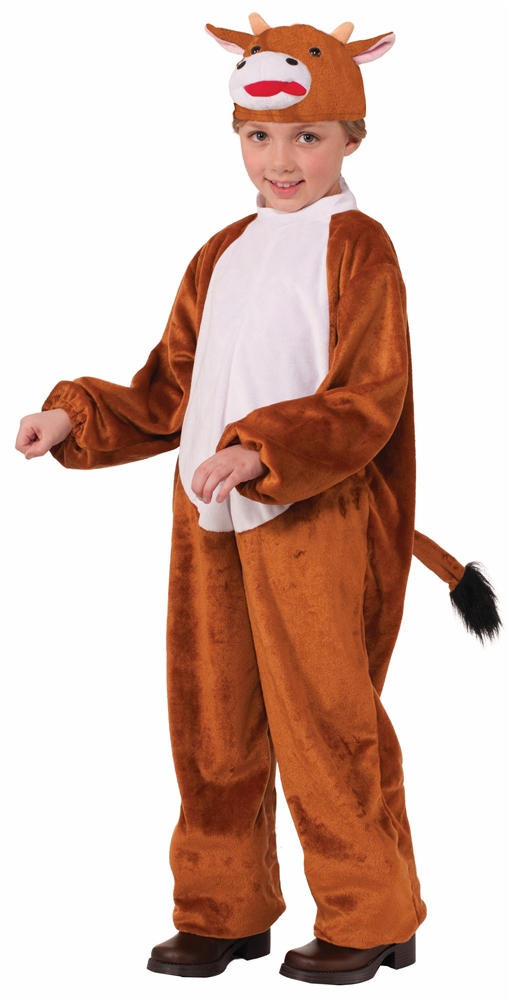 Nativity Brown Cow Child Costume