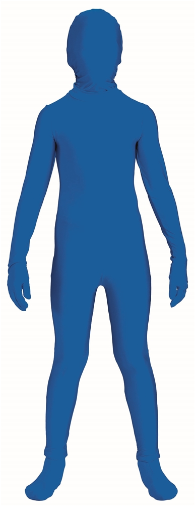 Disappearing Man Solid Color Teen Bodysuit (More Colors) by Forum Novelties