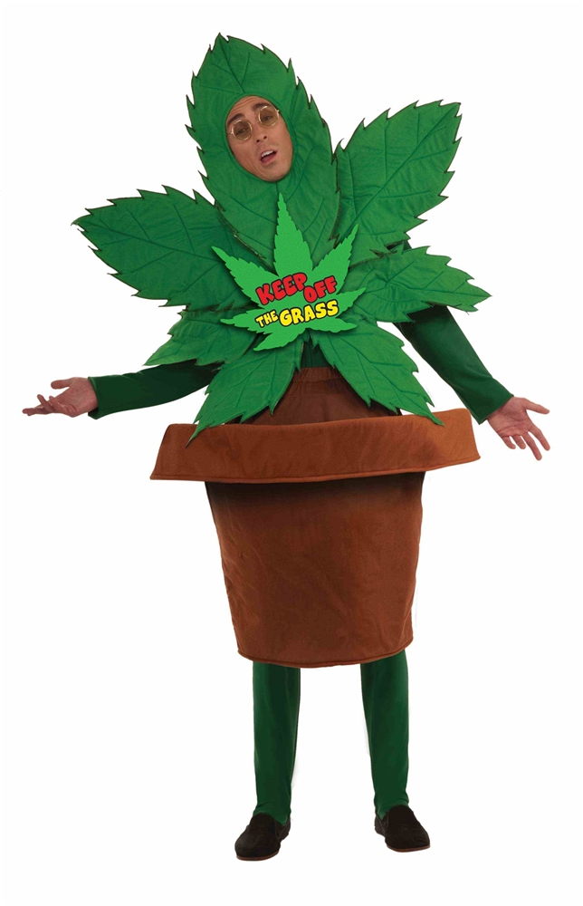 Keep Off the Grass Adult Unisex Costume