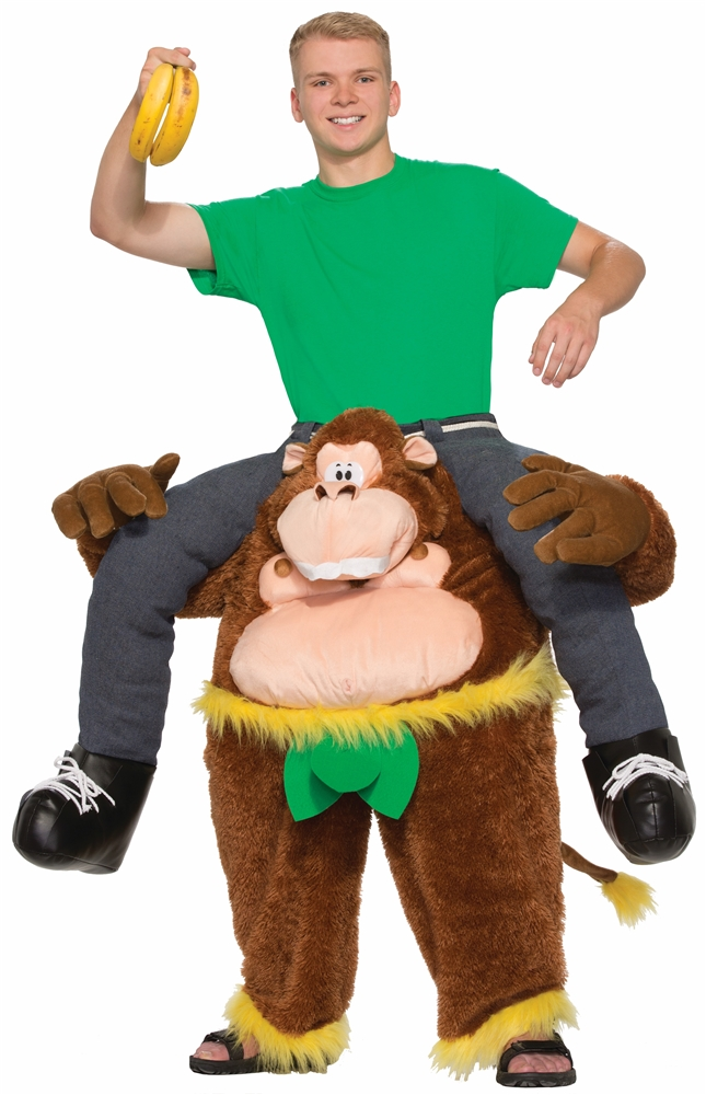 Monkeyin' Around Adult Unisex Costume