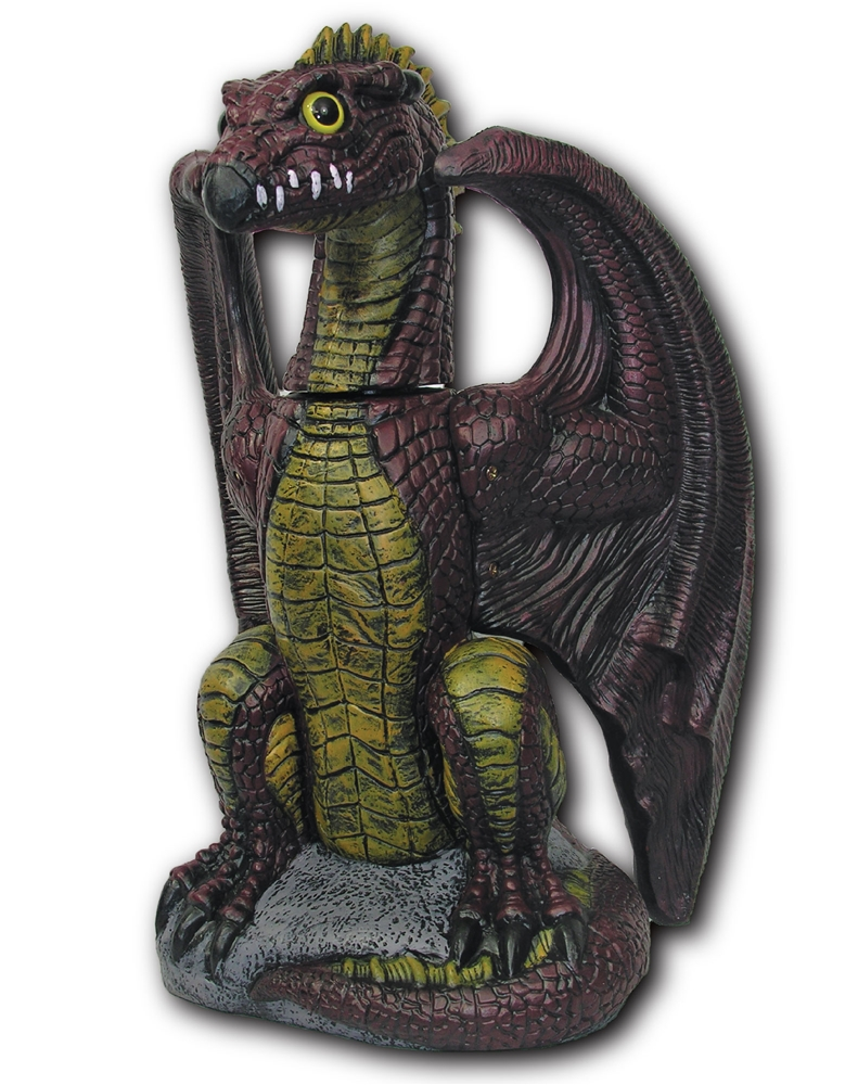 Blow Molded Dragon Prop 20in by Forum Novelties