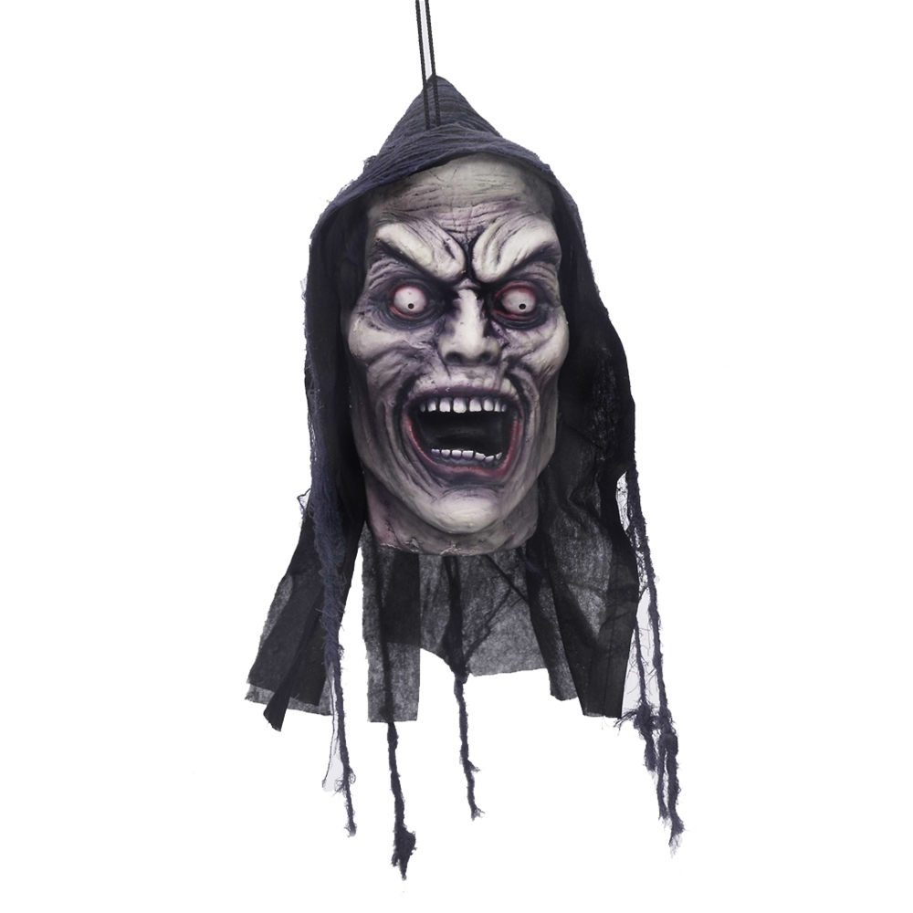 Severed Hanging Screamer Head