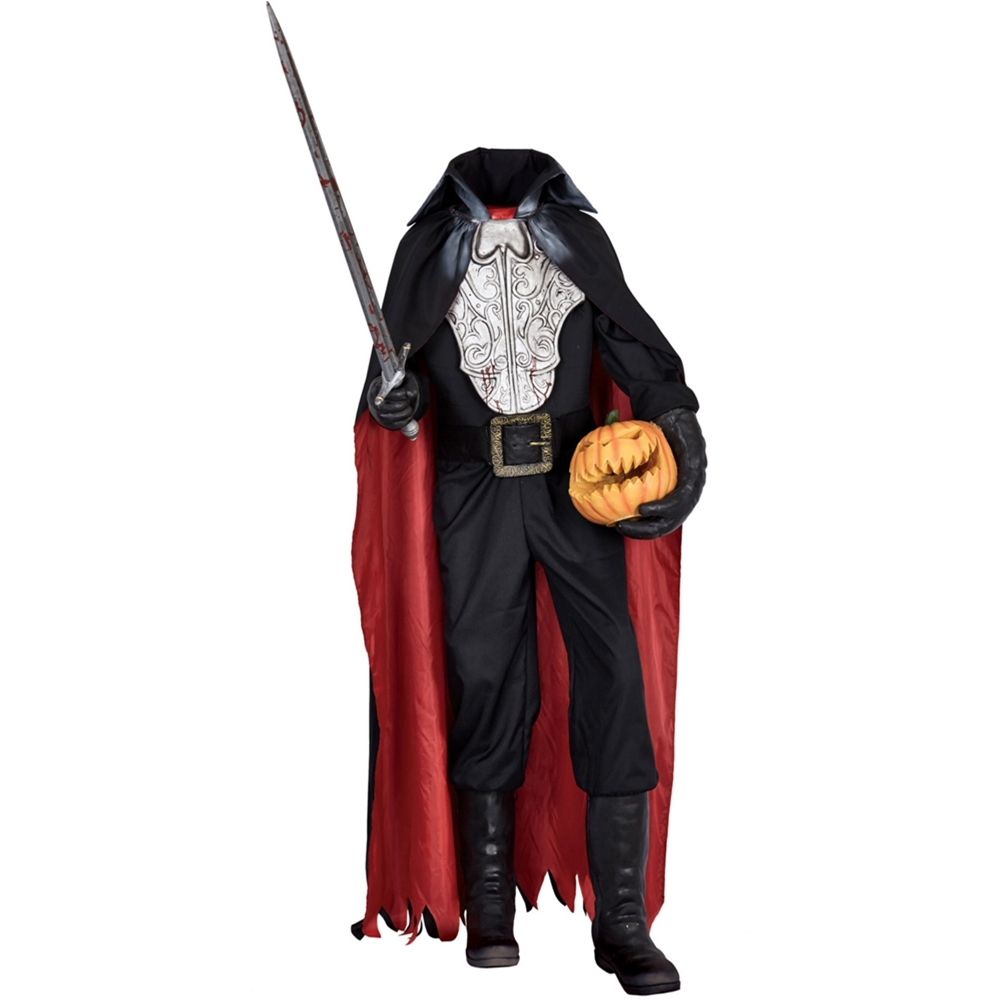 Life-Sized Headless Horseman Animated Prop
