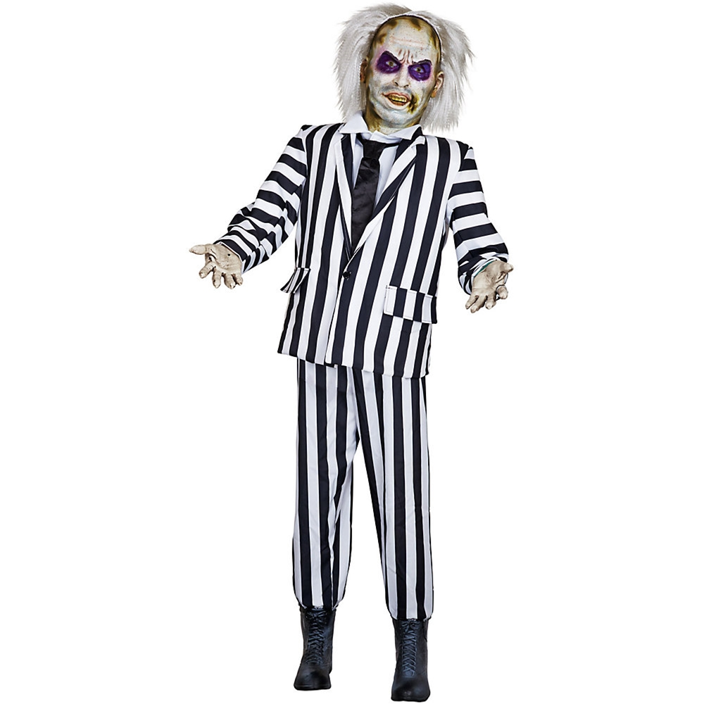 Life-Sized Beetlejuice Animated Prop