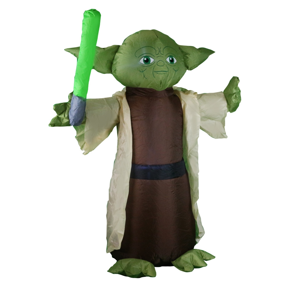 Star Wars Yoda Inflatable