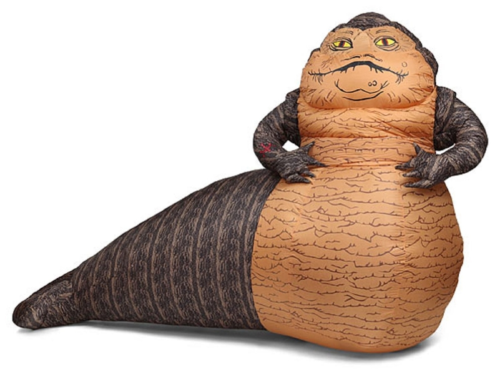 Star Wars Jabba the Hutt Inflatable M37987