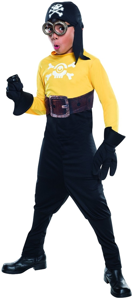 [Minion Pirate Child Costume] (Costume Minions)