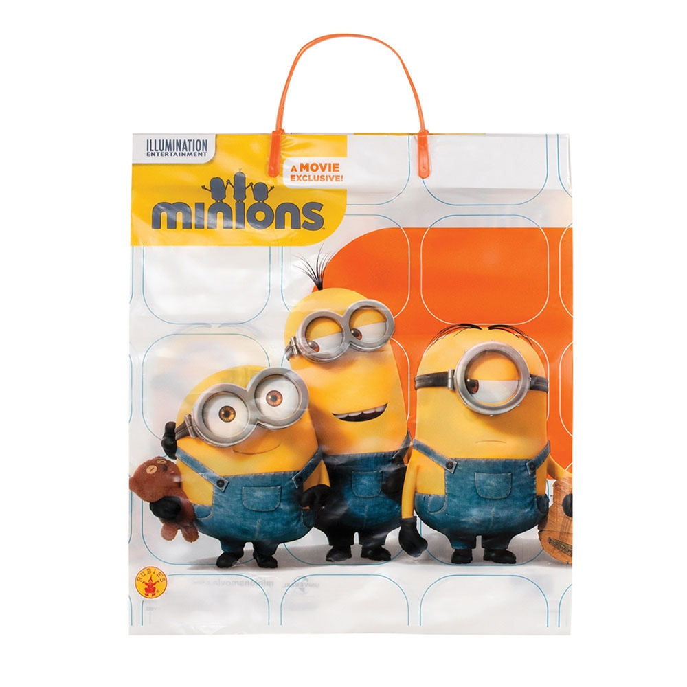 Minion Trick or Treat Bag