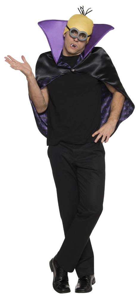 Dracula Minion Adult Costume Kit