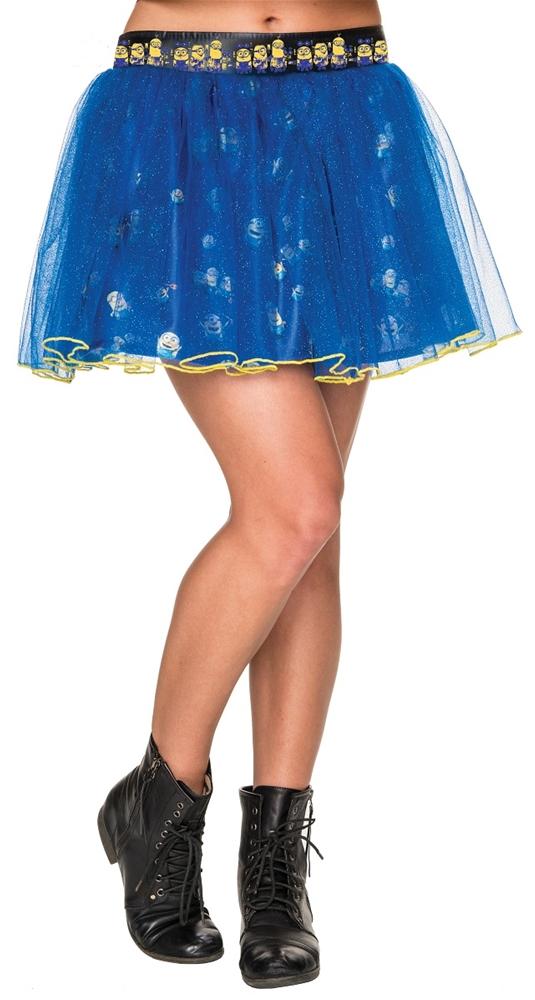 Minion Adult Womens Tutu Skirt (Tutu Skirts Adults)