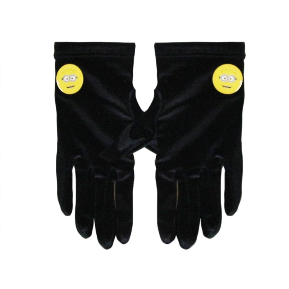 Minion King Adult Womens Gloves