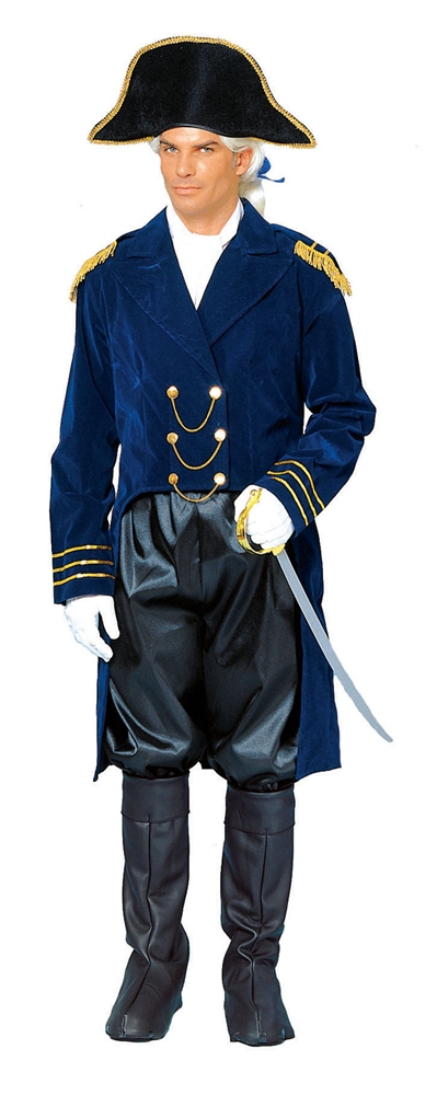 Napoleon General Adult Mens Costume