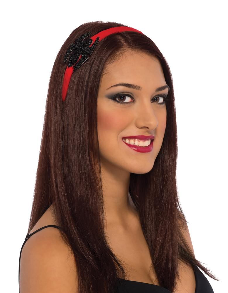 Spider-Girl Glitter Headband