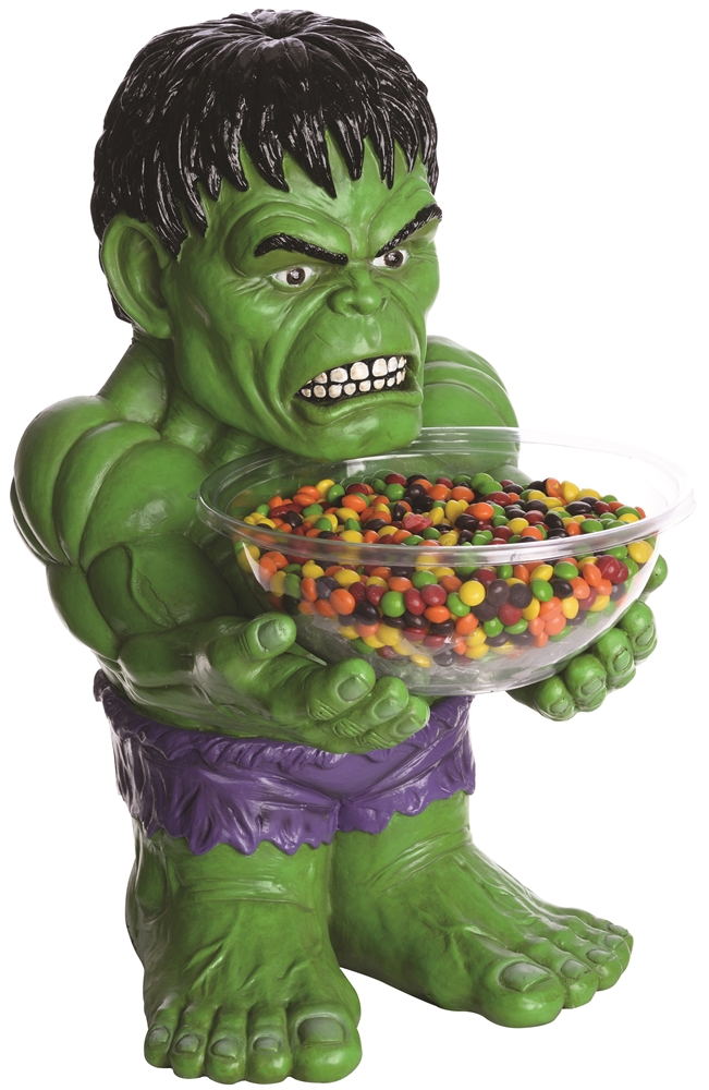 Hulk Candy Bowl Holder (Hulk Candy Bowl Holder)