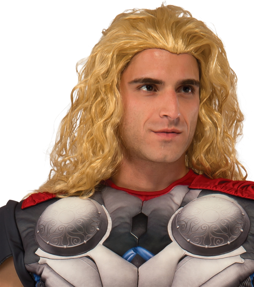 Avengers 2: Age of Ultron Thor Adult Wig