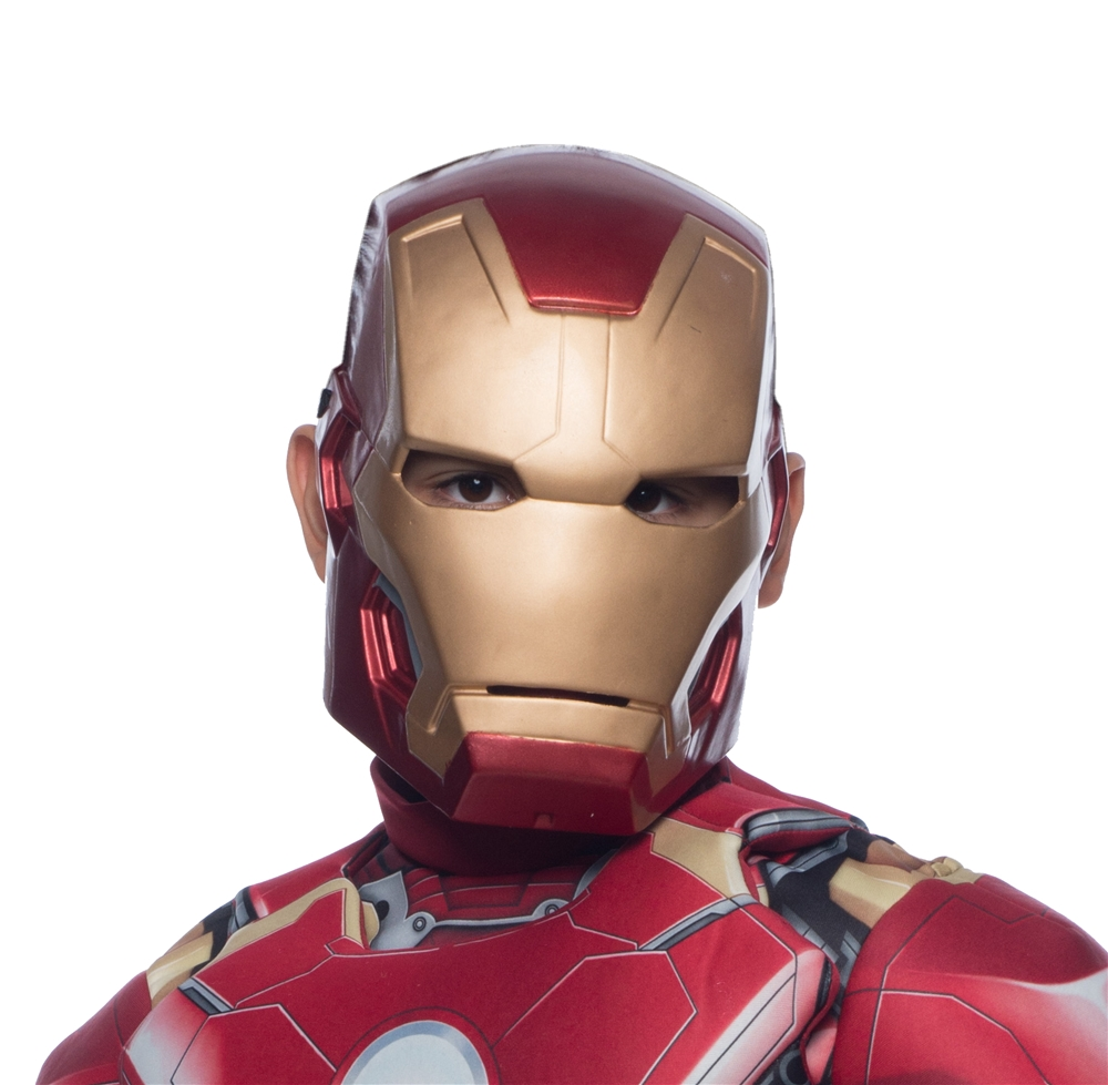 Avengers 2: Age of Ultron Iron Man Mark 43 Child Half Mask