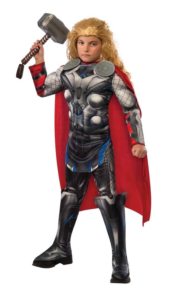 Avengers 2: Age of Ultron Deluxe Thor Child Costume