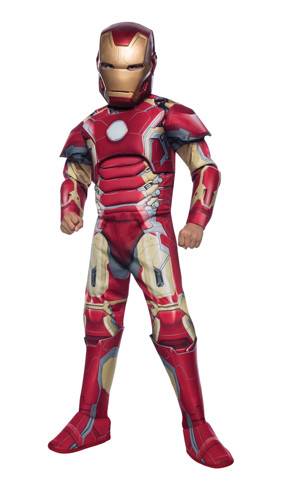 Avengers 2: Age of Ultron Deluxe Iron Man Child Costume