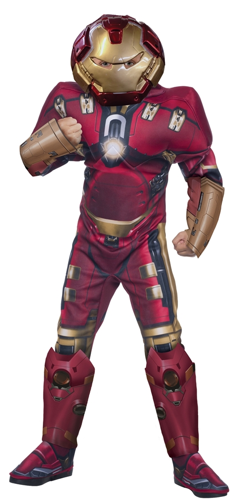 Avengers 2: Age of Ultron Deluxe Hulkbuster Child Costume