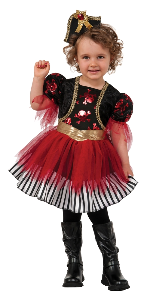 Treasure Island Pirate Child & Toddler Costume