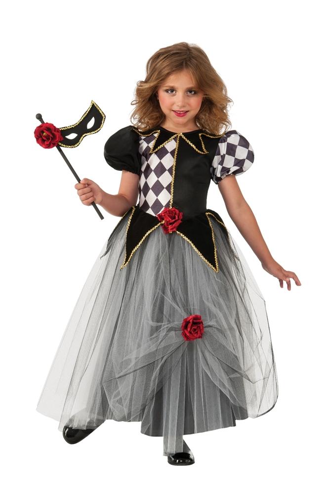 Masquerade Princess Child Costume
