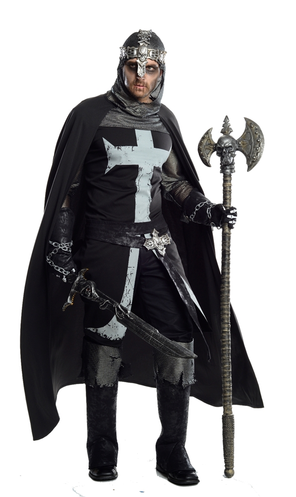 Mercenary Knight Adult Mens Costume