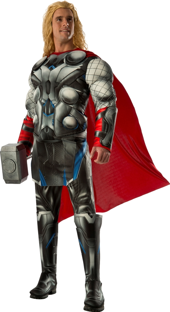 Avengers 2: Age of Ultron Deluxe Thor Adult Mens Costume