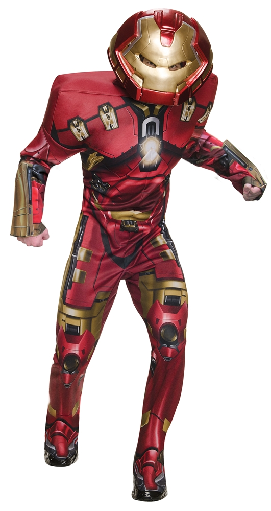 Avengers 2: Age of Ultron Deluxe Hulkbuster Adult Mens Costume