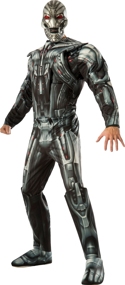 Avengers 2: Age of Ultron Deluxe Ultron Adult Mens Costume